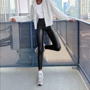 Wilfred // Daria Full Length Leather Pant